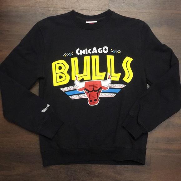 Retro Chicago Bulls Crewneck Sweatshirt. M 5a640166d39ca29ec99b0fcb e63782ab6e6f
